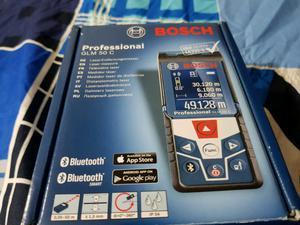 medidor de distancia bosch profesional nuevo sin uso