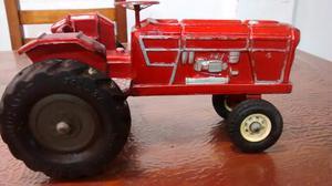 tractor duravit original antiguo de coleccion