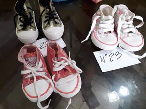 Pack de 3 pares de zapatillas para niños