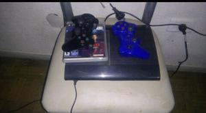 Play 3 con 500gb y 2 jostick