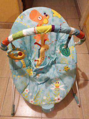 Sillita mecedora para bebes