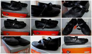 Zapatos colegiales FERLI Cuero negros N°  y otros en