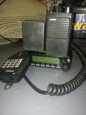 Base o radio vhf para remis..taxi..uso particular