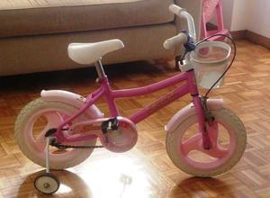 Bicicleta Usada Niña Sasha Rod 12
