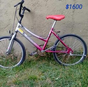 Bicicleta rodado 20 Niño o niña