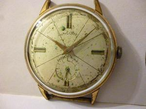Lote De 4 Relojes Ancora Diferentes Epocas De Caballero