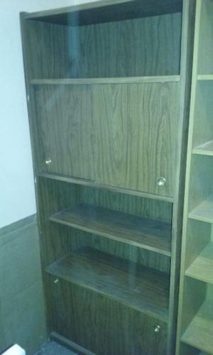 Modular biblioteca estantes
