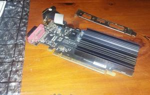 Placa de Video xfx HD RADEON GB DDR3