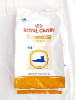 Royal Canin Senior Consult Stage 2 3 Kg Gatos Envíos Gratis