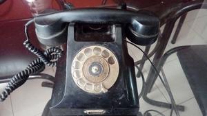 Telefono antiguo funcionando una reliquia!