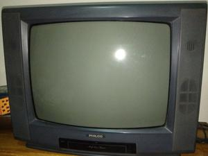 "Tv 21"" philco funciona perfecto"