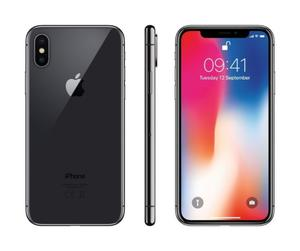 Apple iPhone X 256gb negro
