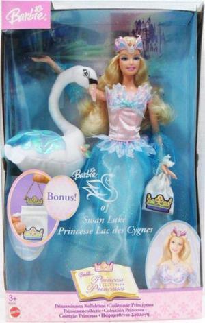 Barbie lago de los cisnes