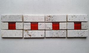 Travertino marmeta rustico pisos y revestimiento posot class for Pisos de travertino rustico
