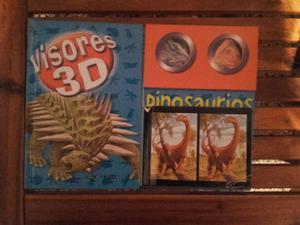 Libro dinosaurios 3D