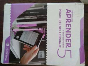 Libro manual Aprender 5