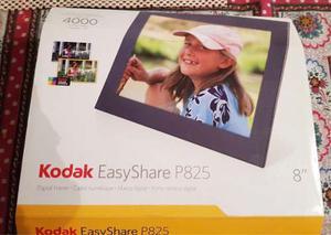 Portaretratos Digital Kodak Easyshare P825 Con Caja