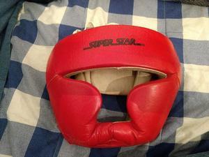 Vendo guantes de boxeo y protector