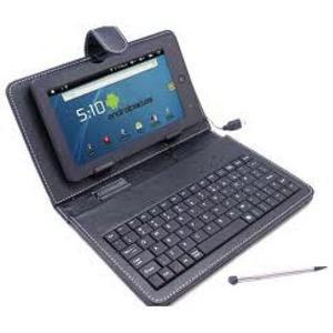 fundas con teclados usb para tablets 7 y 9 pulgadas