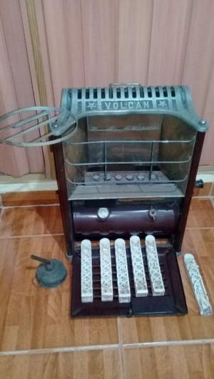 Antigua estufa a kerosene