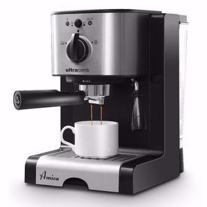 Cafetera Express Capuccino Espresso Ultracomb Ce- Bar