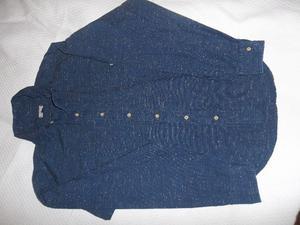 Camisa de Jean - talle M - $280 - Macrocentro