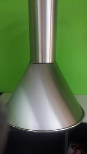 Campana De Cocina Extractor 60 Cm Acero Con Motor