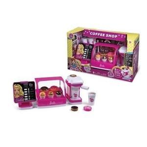 Coffee Shop Barbie Tienda Y Maquina De Cafe Original