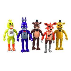 Five Nights At Freddy's Muñeco Con Luz 14 Cms