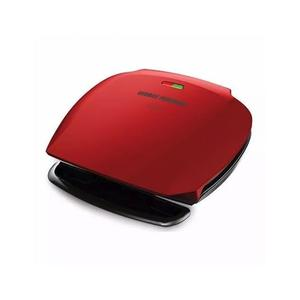 Grill Parrilla Electrica George Foreman Gr Sin Grasas!