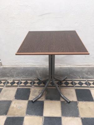 Mesas de bar. 5 meses de uso.