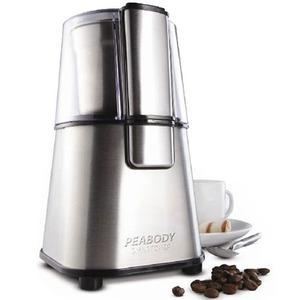 Molinillo De Cafe Y Semillas Peabody 220w De Acero Smartchef