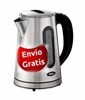 Pava Electrica Oster  Acero - Cuotas Sin Interes -