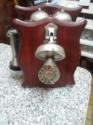 Vendo teléfono antiguo.