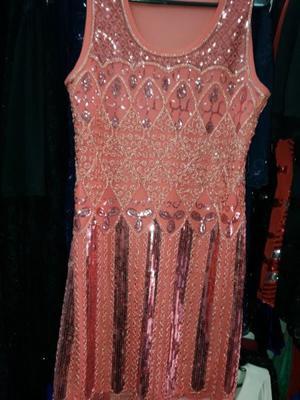 Vestido de fiesta lentejuelas