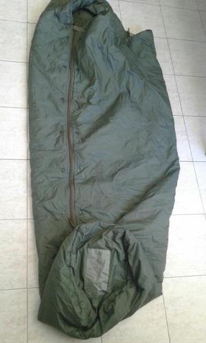 Bolsa de Dormir, Uso Militar.