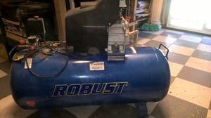 Compresor de aire de 100 lts. robust