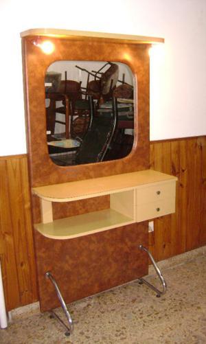 Espejo Toilette De Peluqueria Con Luces