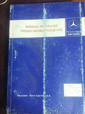 Manual De Taller Mercedes Benz
