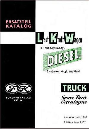 Manual Last Kraft Wagen Camion Taller Completo