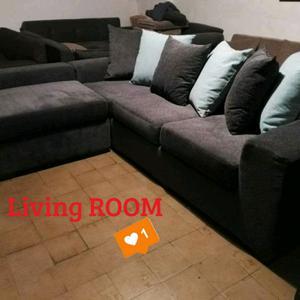 Sofa de living esquinero premium
