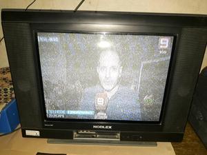 Tv pantalla plana noblex 21 pulgds