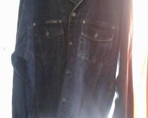Vdo campera de Jeans Talle grande muy buen estado -Tel.