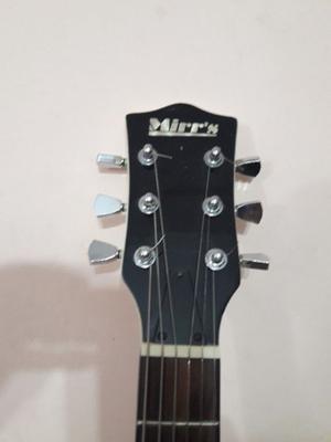 Vendo Guitarra Electrica Mirr's Tipo Les Paul