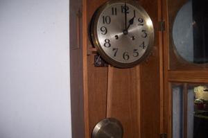 reloj antiguo de pared FUNCIONANDO y Precio