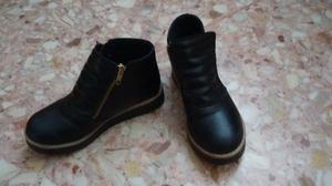 zapatos tipo botinetas