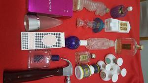 Frascos de perfume