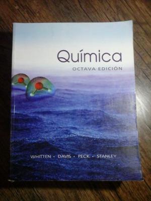 Quimica de whitten 8va edicion
