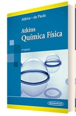 Química Física Atkins Edit Medica Panamericana