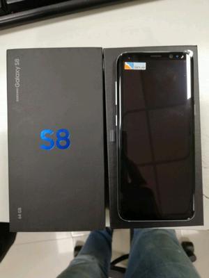 Samsung s8 nuevo libre